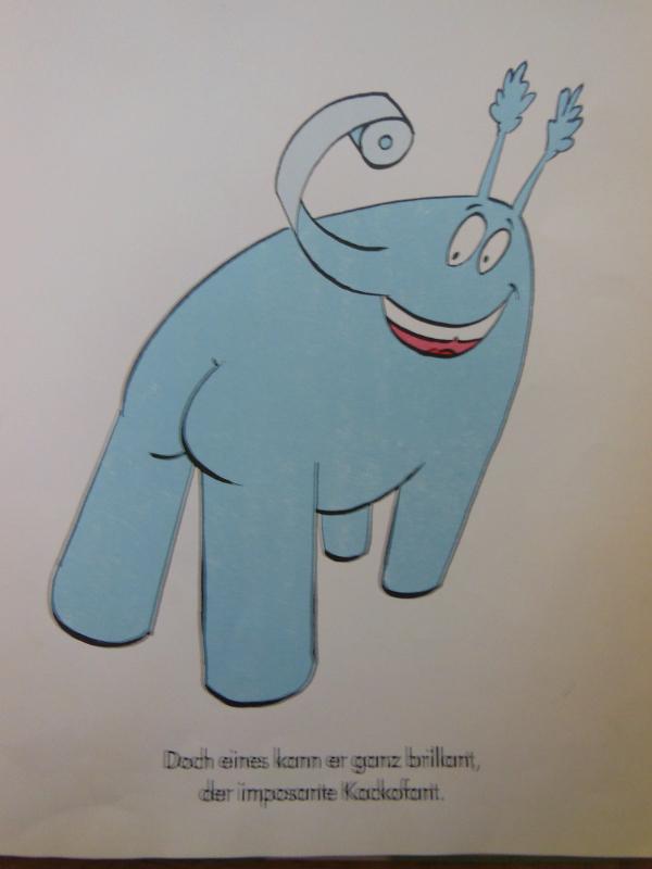 Über welche Fertigkeit verfügt der Kakofant?
