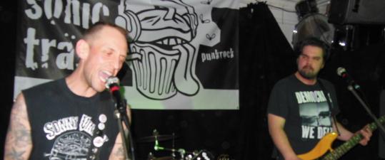 Sonic Trash: Punks of Heilbronn