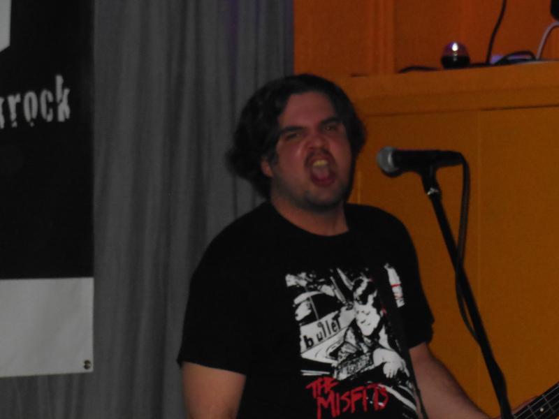 Bassist Marco von Sonic Träsh