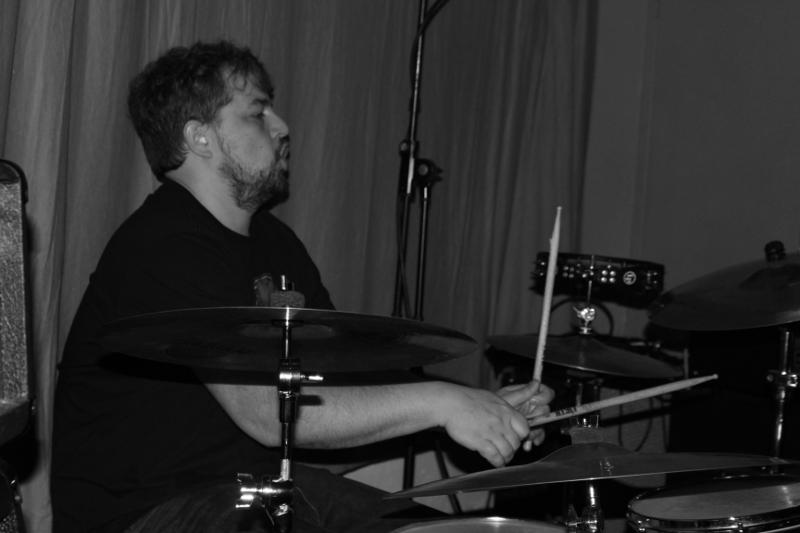 Der Schlagzeuger wird nicht vergessen