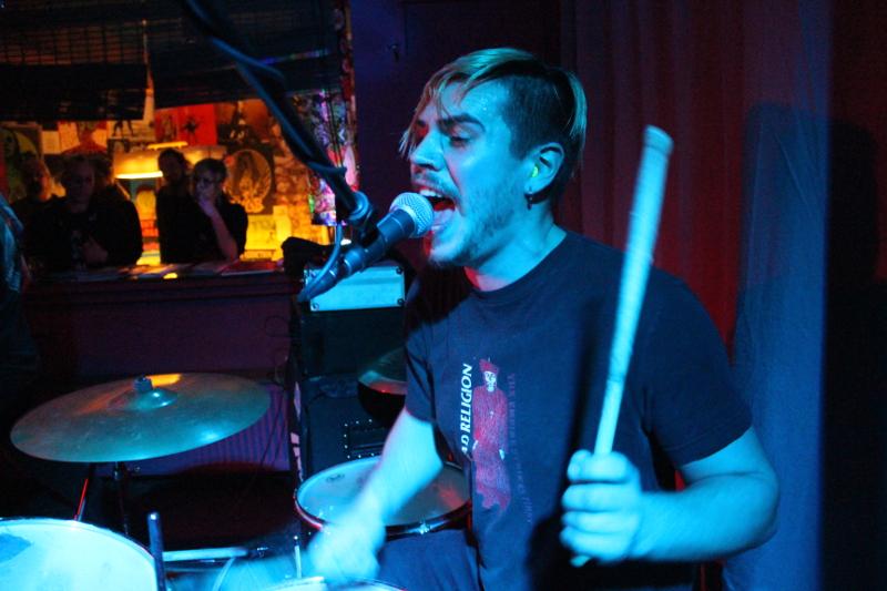 Wenn der Schlagzeuger sind, klingt es mehr nach Southern California