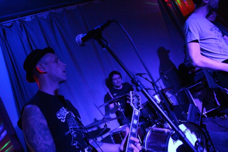 Keine Band in Heilbronn ohne Frank