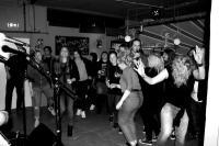 Das Publikum tanzt bei Hafensabine