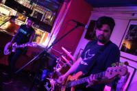 Sonic Träsh in der Emma: vorne Basser Marco, hinten Frank an der Gitarre