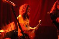 Gitarrist Nummer zwei - etwas unscharf