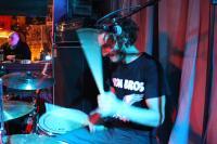 Gibt trotz Geburtstag richtig Gas: der Schlagzeuger