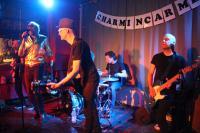 Sympathischer Rock aus Stuttgart: Charmin Carmen
