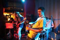 Band rockt